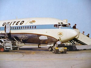 boeing 727-united airlines