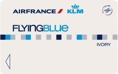 carte de fidélité air france Air France: Flying Blue (carte Ivory, Silver, Gold, Platinium)