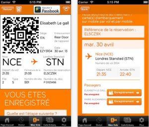 carte d embarquement volotea sur mobile EasyJet: Embarquement rapide à l'aéroport | Carte électronique/mobile